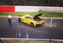 GM Source Says No to 7:08 Nurburgring Lap for the 2015 Corvette Z06