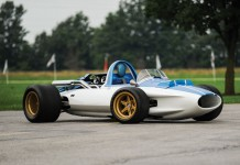 RM Sotheby's Offering Zora Duntov's 1960 CERV 1 at Monterey Auction
