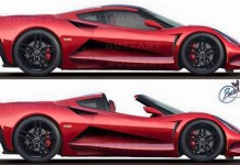 [PIC] The C8 Mid-engine Corvette Zora ZR1 Rendered