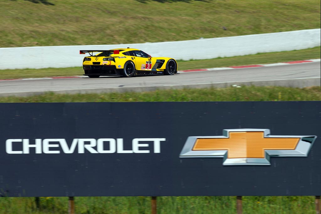 Corvette Racing in Canada: Garcia, Magnussen Reclaim GTLM Points Lead with P3 Finish