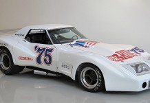 Mecum to Auction John Greenwood's Spirit of Sebring '75 Corvette Racecar