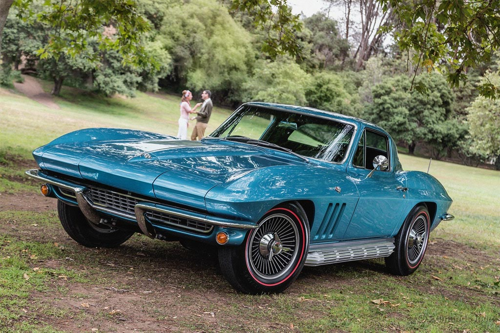 Edmunds Adds a 1966 Corvette Sting Ray to its Long Term Test Fleet