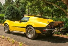 Corvettes on eBay: 1972 Motion Perfomance Moray GT Corvette