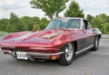 Rod Saboury's 1963 Black Widow Corvette Heading to Mecum's Harrisburg Auction