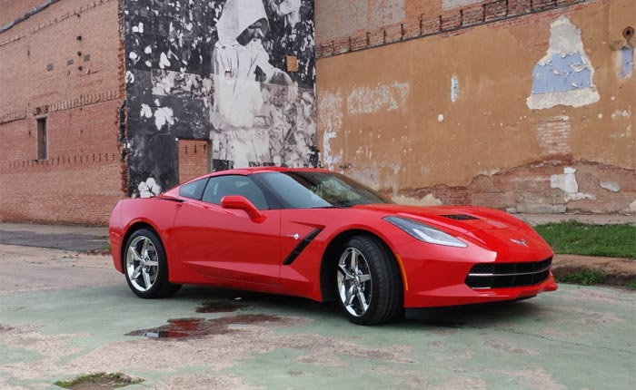 Corvette Beats Porsche to Win J.D. Power's 2015 APEAL Study