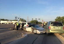 [ACCIDNET] Teen C5 Corvette Driver Causes Three Car Crash in Texas