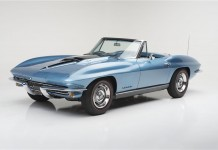 Rare A.O. Smith-bodied 1967 Corvette Big Block Headed to Barrett-Jackson's Reno Auction