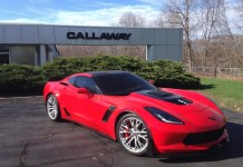 [VIDEO] Callaway Corvette Z06 Makes 757 Horsepower and 777 lb-ft Torque