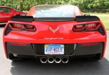 Add Some Z06 Aerodynamics Parts to your 2014-15 Corvette Stingray from Zip