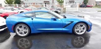 July 2015 Corvette Sales