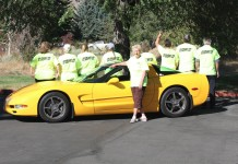 Granny Hits 171 MPH in her C5 Corvette Z06 at the Sun Valley Road Rally