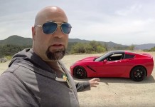 Matt Farah Drives a 600 hp Magnuson Supercharged Corvette Stingray