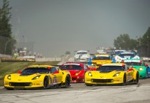Corvette Racing at Road America: Familiar Surroundings for the Cross Flags