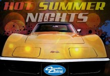 Corvette Central's Hot Summer Nights Offers Free Shipping in the USA