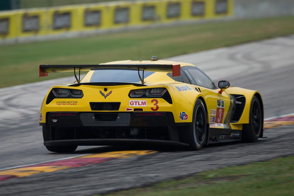 Corvette Racing at Road America: Magnussen, Garcia Keep GTLM Points Lead with P4 Finish