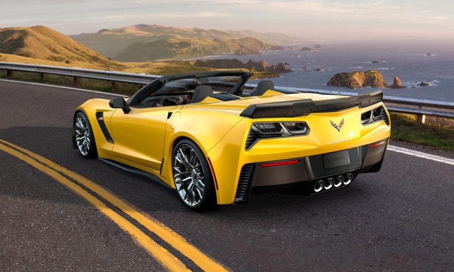 Chevrolet Flips the Switch on the 2016 Corvette ...