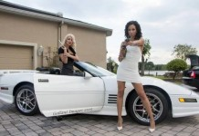 Selling a Corvette with Guns and Girls on Craigslist