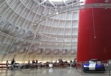 [PICS] The National Corvette Museum Skydome Reopens to the Public