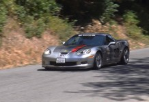 [VIDEO] Krider Racing's Corvette Z06Life Takes on California's Hoopa Hillclimb