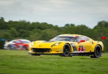 Corvette Racing at VIR - Center Stage for Corvette C7.Rs
