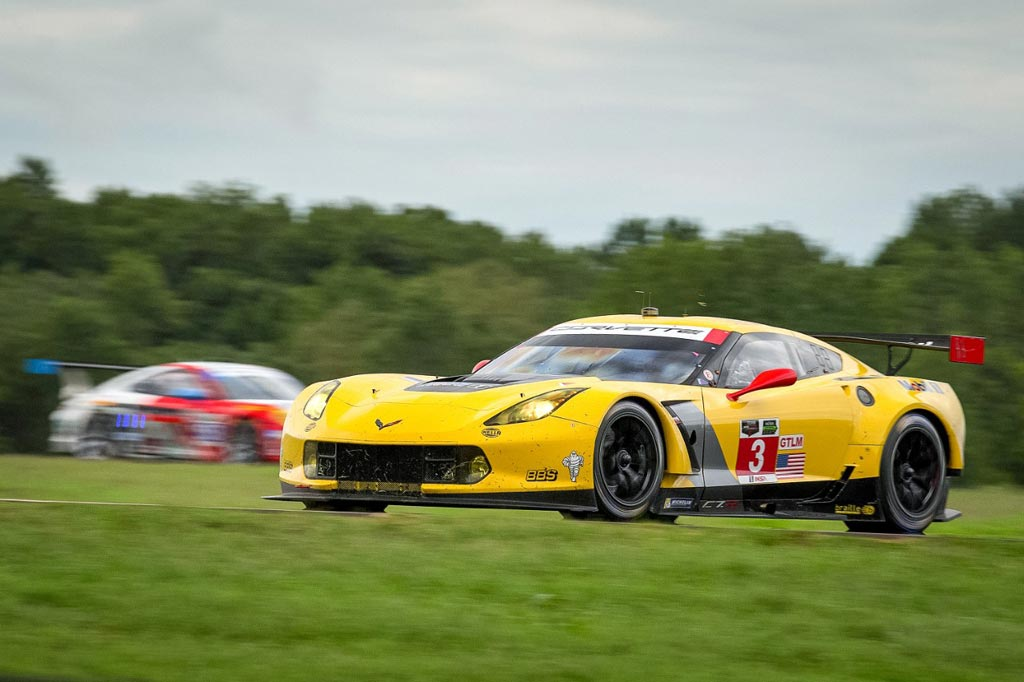Corvette Racing at VIR – Center Stage for Corvette C7.Rs