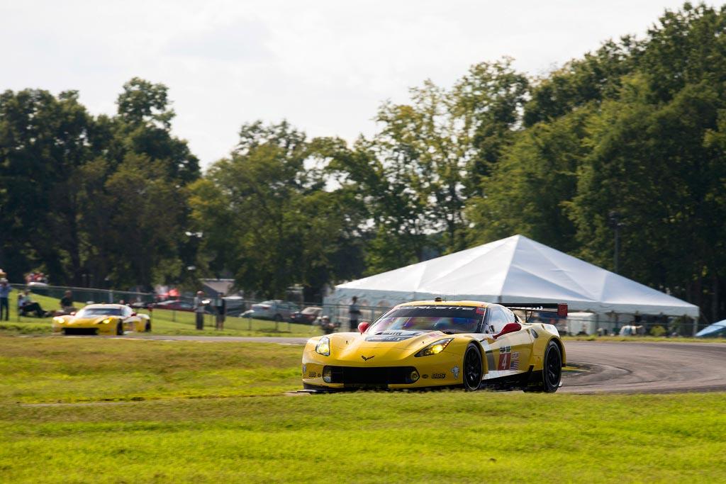Corvette Racing at VIR:  Corvette C7.Rs Aim to Maintain GTLM Points Lead