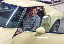 [VIDEO] Michigan Man's Tearful Reunion With His Old 1977 Corvette