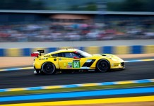 Corvette Racing's 2016 C7.R Getting Ready for FIA Performance Tests in France