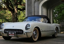 1953 Corvette No. 198 to be Featured at Mecum's Dallas Sale