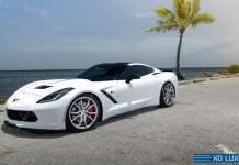 XO Verona Offers Affordable Concave Wheels For the C7 Corvette Stingray