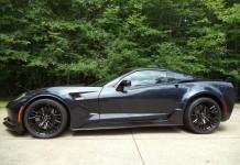 August 2015 Corvette Sales
