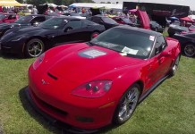 [VIDEO] Regular Car Reviews Asks 'Which Corvette is Best Corvette' at Carlisle?