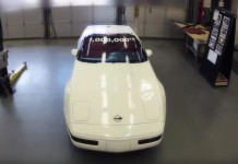 [VIDEO] Time Lapse Restoration of the 1 Millionth Corvette
