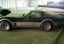 Corvettes on Craigslist: 1978 Corvette Indy 500 Pace Car with 7 Miles