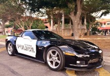 The City of New Braunfel Wants Your Help to Name their Corvette Z06 Police Car