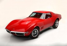 Two-Owner 1968 L88 Corvette Headed to Barrett-Jackson Las Vegas