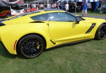 Chevrolet to Auction first 2016 Corvette Z06 C7.R Edition at Barrett-Jackson Las Vegas