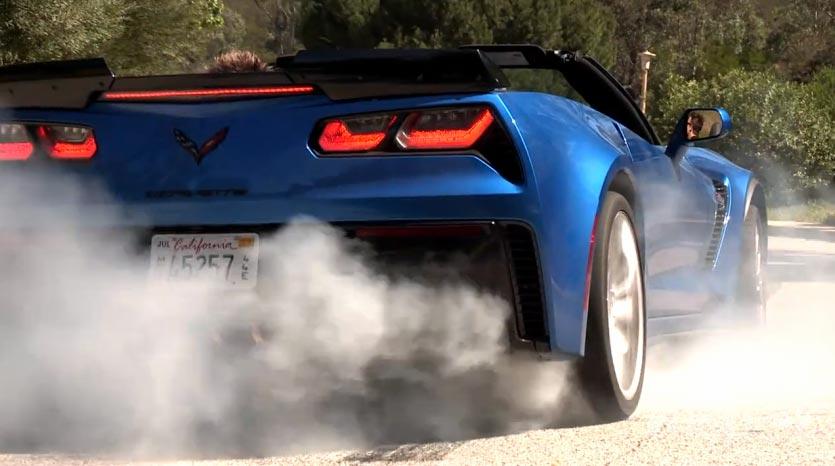 C6 Z06 For Sale >> [VIDEO] Fortune Magazine Shows How Hard It Is to Drift a Corvette Z06 - Corvette: Sales, News ...