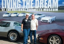 Couple Donates Two Anniversary Corvettes to the National Corvette Museum