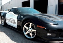 This Corvette Police Car Will Forver Be Known as Coptimus Prime