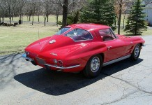 British Man Crushed by a 1963 Corvette in Driveway Accident