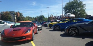 Corvette Delivery Dispatch with National Corvette Seller Mike Furman for Week of September 27th