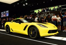 [VIDEO] First VIN Corvette Z06 C7.R Edition Sells for $500,000 at Barrett-Jackson