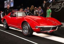 1968 L88 Corvette Sells for $330,000 at Barrett-Jackson Las Vegas