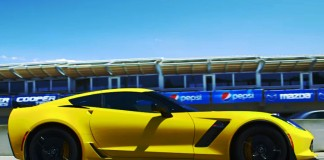 [VIDEO] Corvette Z06 Breaks During Motor Trend's Best Driver's Car Test