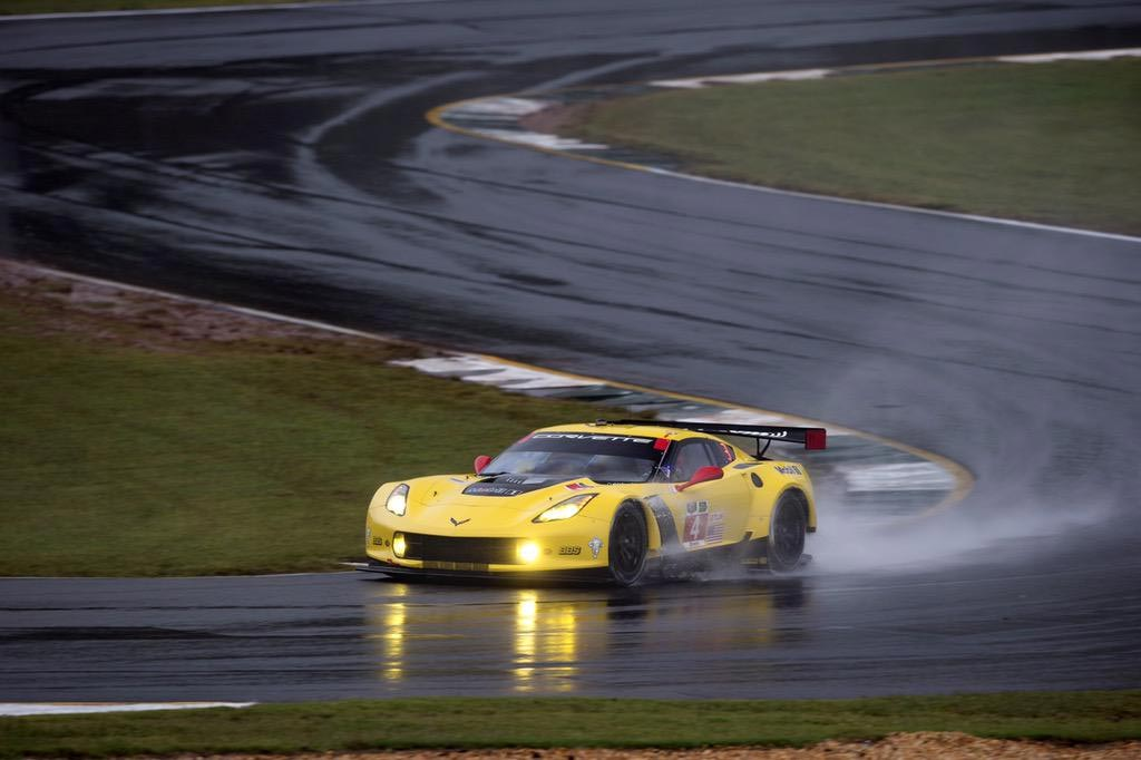 Corvette Racing to Start Petit Le Mans from the Pole After Porsche Fails Post Qualifying Inspection