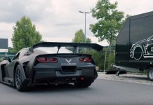 [VIDEO] Another look at the Callaway Corvette C7 GT3-R