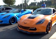 [VIDEO] Two Forgiato Corvette Stingrays Steal the Show at DC Exotics Cars and Coffee