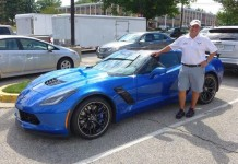 Follow the Nation's Top Corvette Seller Mike Furman on Facebook