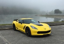 Corvette Z06 Competing in Road and Track's 2016 Performance Car of the Year